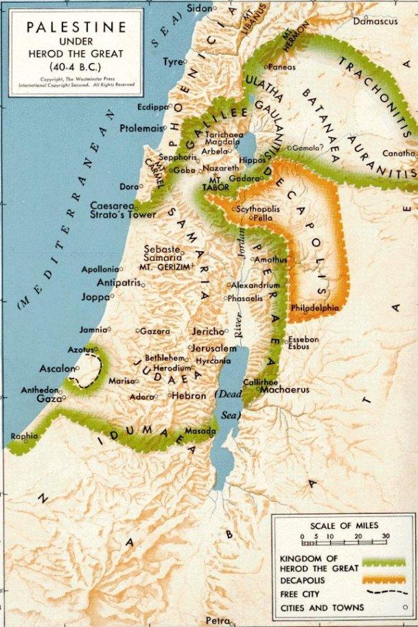 palestine-under-herod-the-great